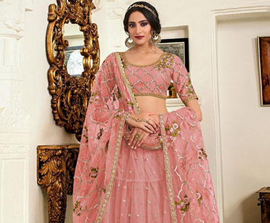 Indian Lehenga Choli