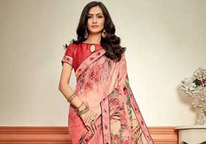 5 Breathtaking Floral Printed Indian Ethnic Wear